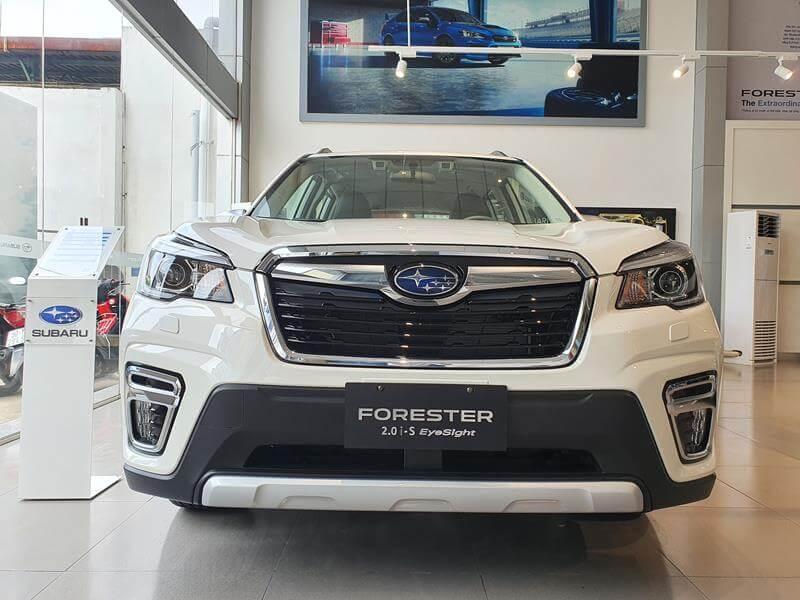 Thông số kỹ thuật Subaru Forester